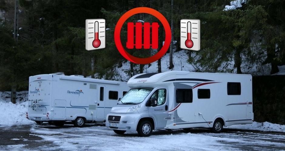 Choisir un chauffage pour son camping-car