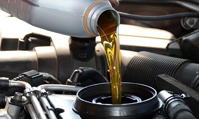 L'entretien du moteur d'une voiture