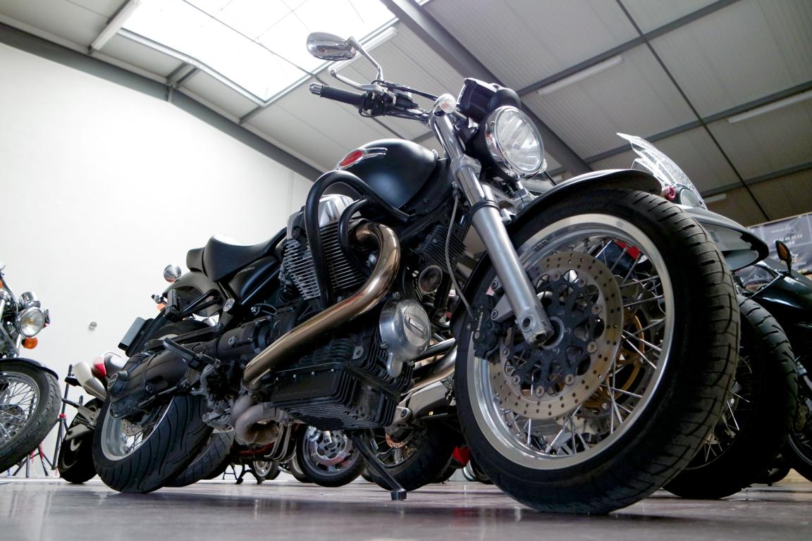 Hivernage: les entretiens nécessaires pour maintenir sa moto en bon état