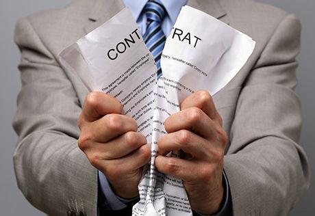 Les résiliations abusives du contrat d'assurance auto par l'assureur