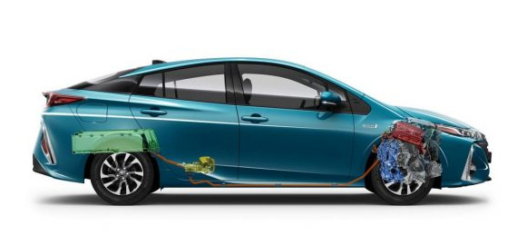 Tout sur la voiture hybride