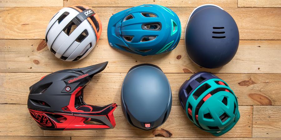 Les types de casques pour motard sur le marché