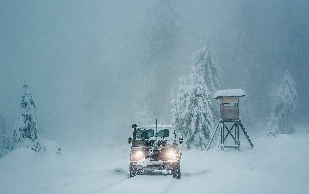 Feux de brouillard, la clé de la conduite hivernale